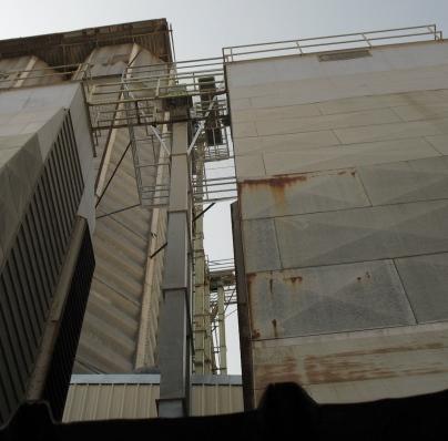 Talleres Salo : SINFINES/ ELEVADORES : Norias elevadoras